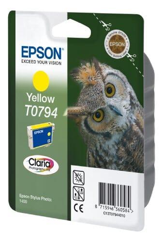 Epson T079440 Geel (Origineel)