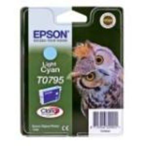 Epson T079540 Licht Cyaan (Origineel)