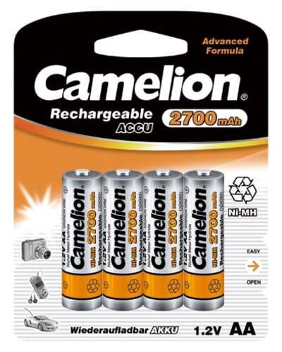 Camelion AA (HR6) batterij 4 stuks