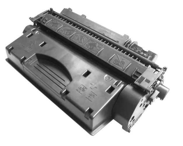 HP 05X Toner Zwart (Origineel)