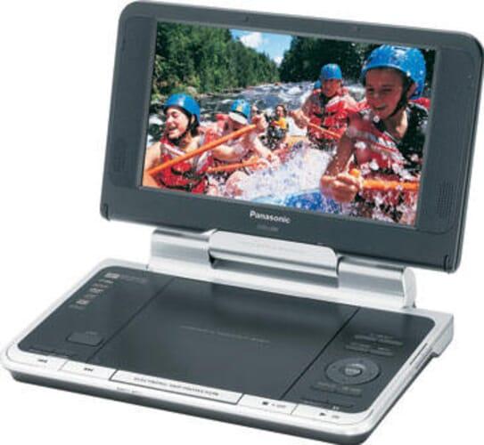Panasonic DVD-LS80