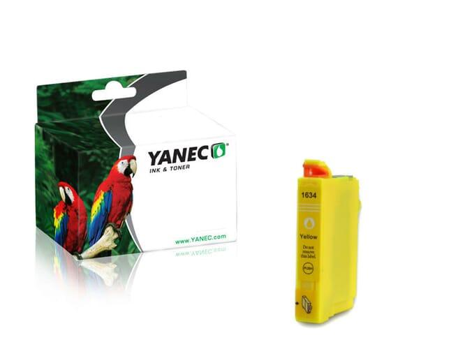 Epson 16XL / T1634 Geel (Yanec)