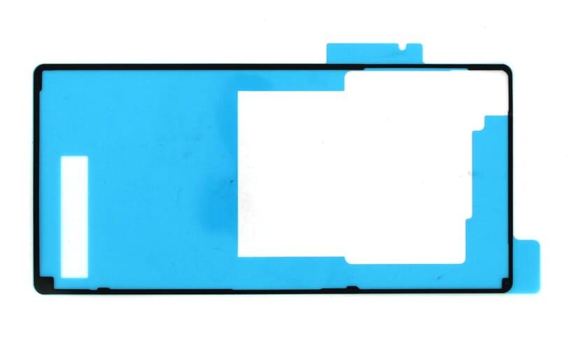 Xperia Z3 Batterijklep Plakstrip