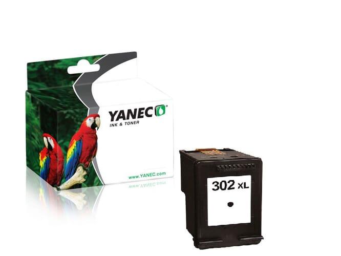 HP 302XL Zwart (Yanec)