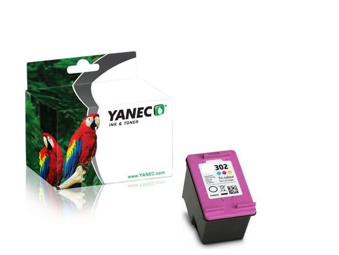 HP 302XL Kleur (Yanec)