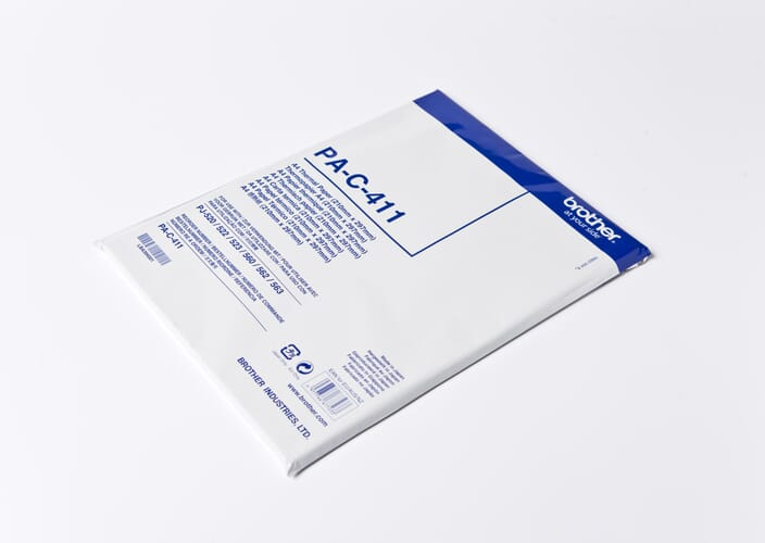 Brother PAC411 Thermisch Papier A4 100 Vel