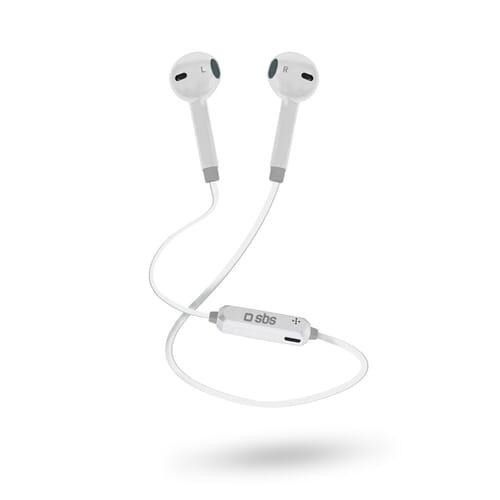 SBS Mobile BT700 Bluetooth In-Ear Koptelefoon - Wit