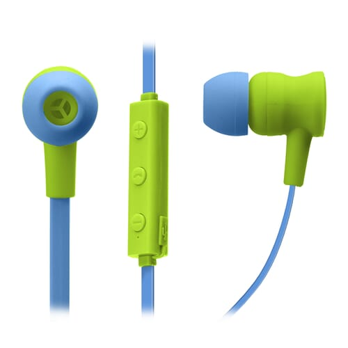 SBS Mobile POP Art Bluetooth In-Ear Koptelefoon - Groen