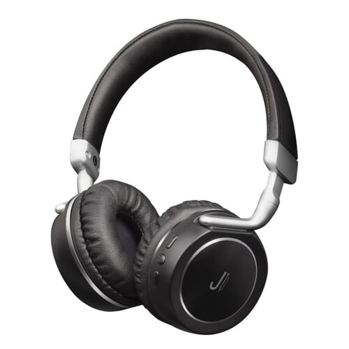 Jaz Samba BT On-Ear Koptelefoon Mic en Opnemen Ophangen