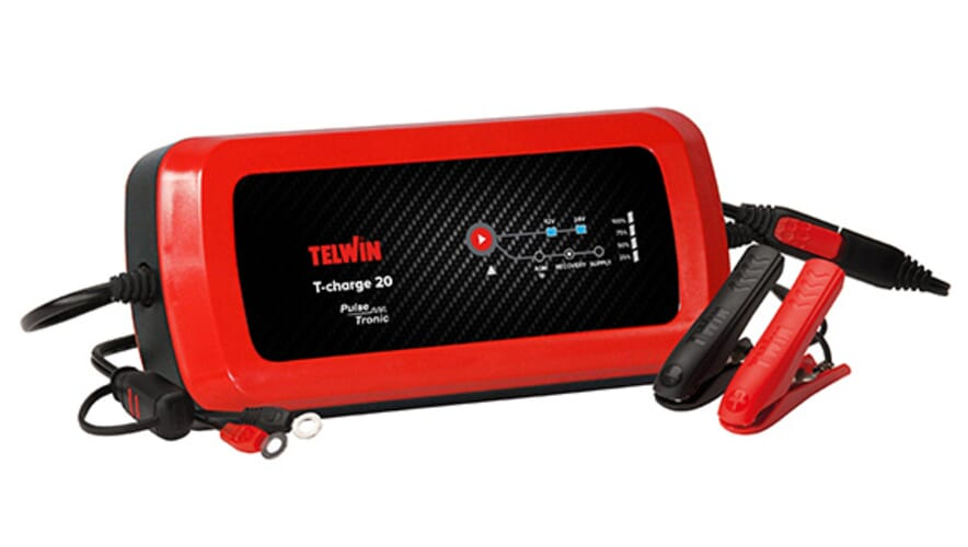 Telwin T-Charge 20 Boost 12-24V