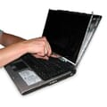 Netbook Display Reparatur