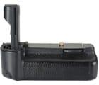Digitale camera Grip accu's