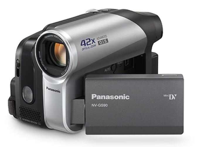 Panasonic NV-GS90