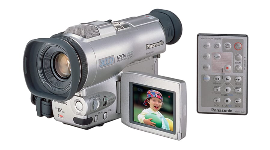 Panasonic NV-DX100