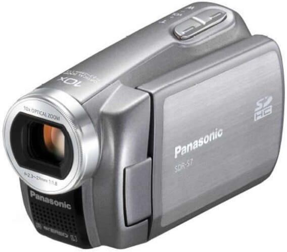 Panasonic SDR-S7S