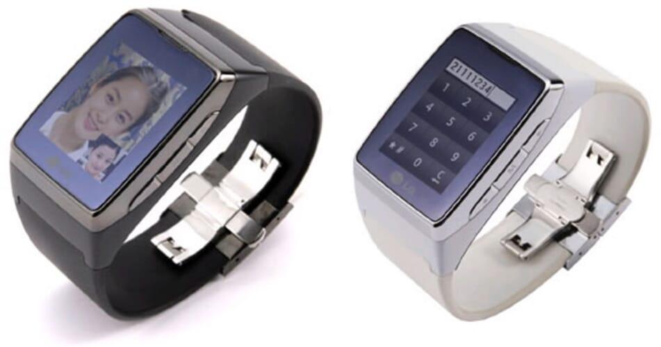 LG GD910 Watchphone