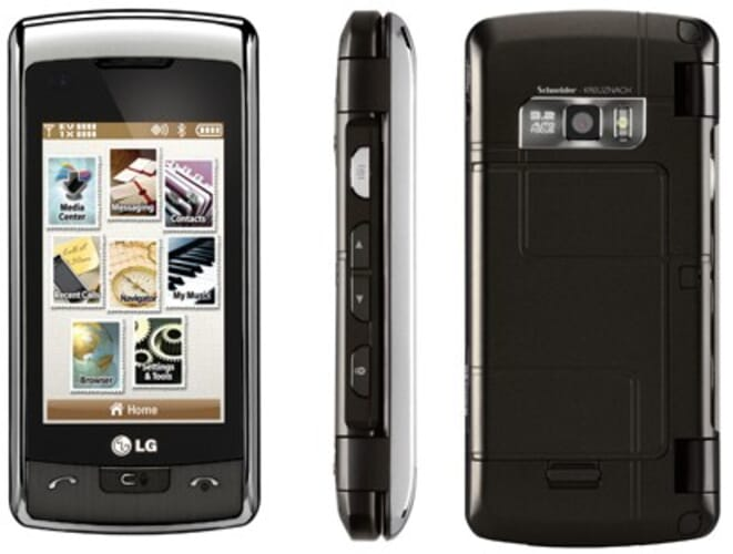 LG VX11000 enV Touch