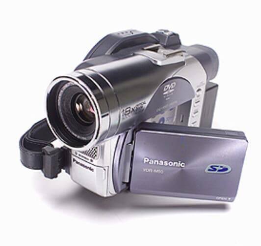 Panasonic VDR-M50
