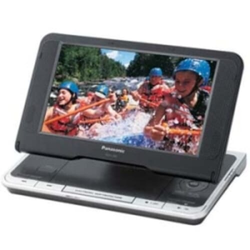 Panasonic DVD-LS850