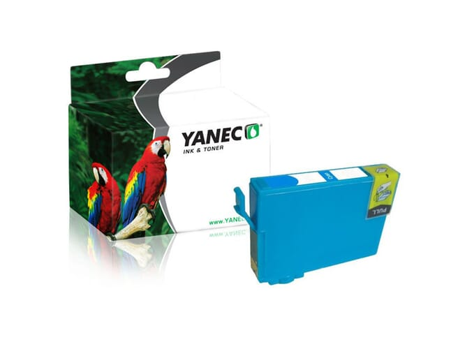 Epson T1302 Cyaan (Yanec)