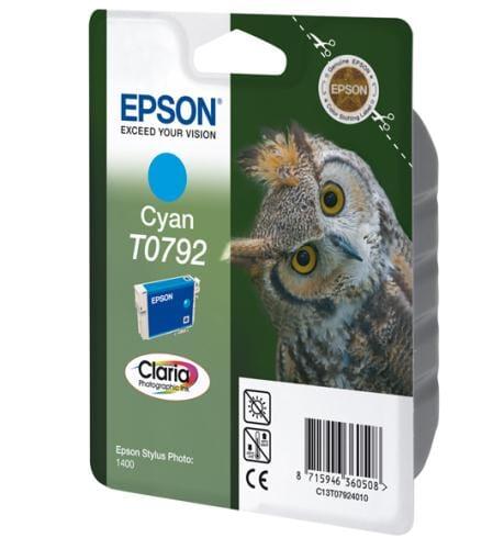 Epson T079240 Cyaan