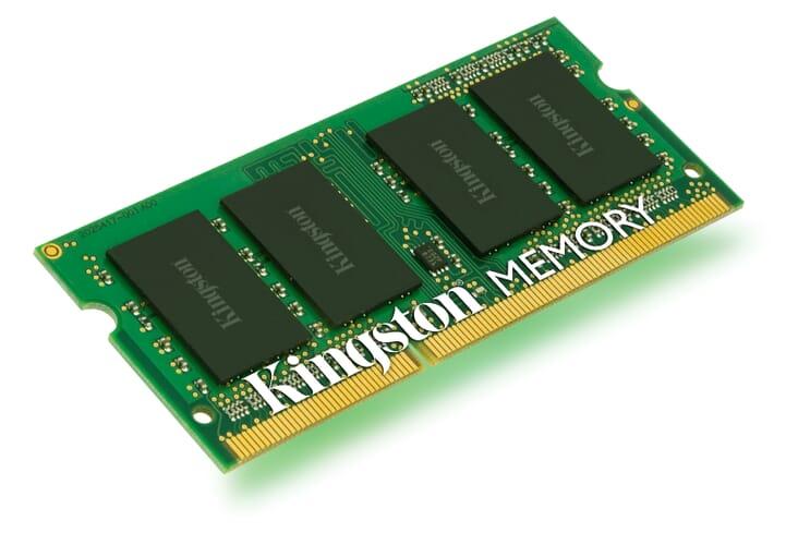 Kingston ValueRAM 8GB DDR3L RAM Geheugen 1600MHz SODIMM