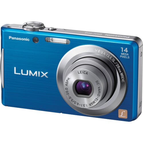 Panasonic Lumix DMC-FH2A