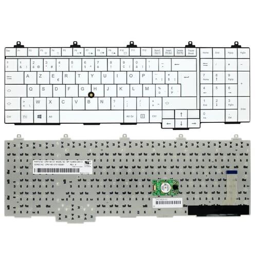 Keyboard White(BELGIAN)