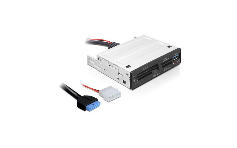 Delock USB 3.0 Card Reader 3.5 63 in 1