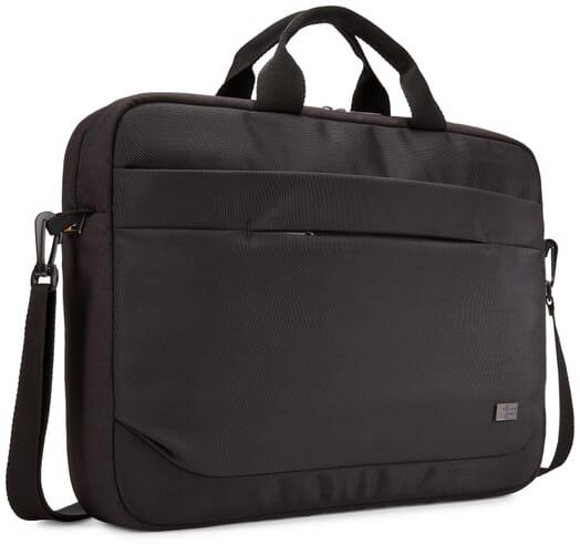 Case Logic Advantage Laptop Attaché 15.6 Inch - Zwart