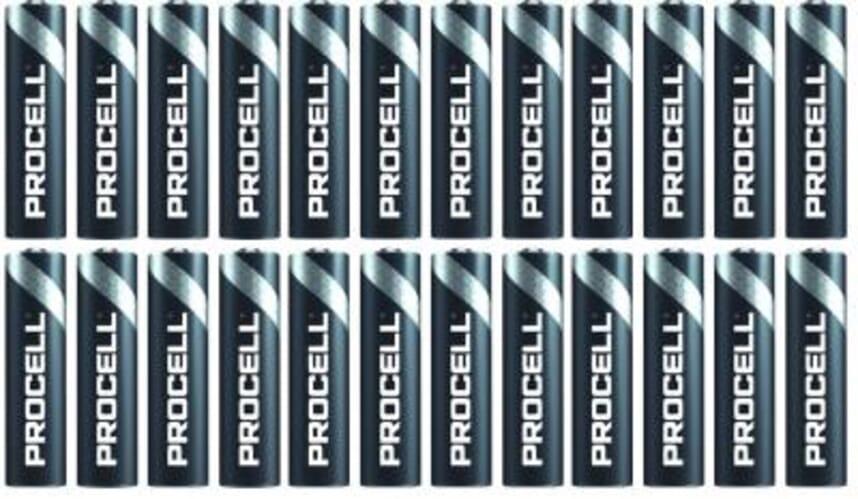 Procell 24-Pack AAA Batterijen