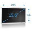 15.6 inch LCD Scherm 1366x768 Mat 30Pin