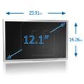 Dell Vostro 1200 Laptop schermen