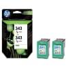 HP 343 Farbe (2 Pack) (Original)