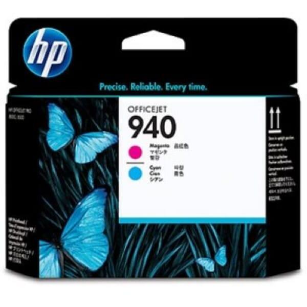 HP 940 Printkop Cyaan/Magenta