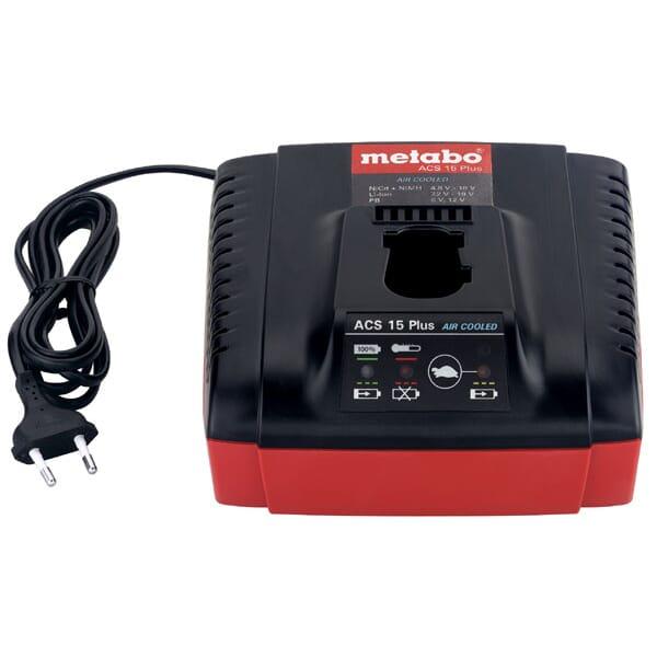 Metabo Werkzeug Akkuladegerät Metabo ACS15