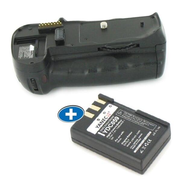 Battery Grip Nikon BP-D60 + 1x Yanec EN-EL9