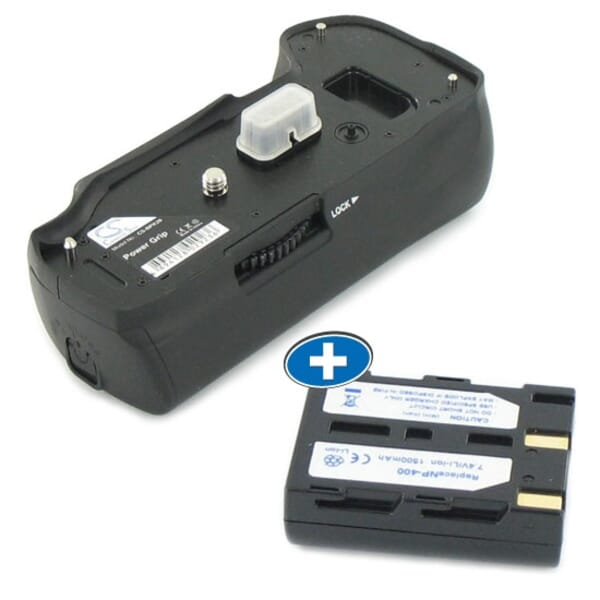 Battery Grip Samsung BP-K20D + 1x Yanec D-LI50