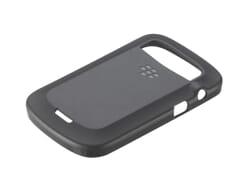 Blackberry Bold 9900/9930 Soft Shell - schwarz