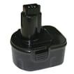 Yanec Batterie Outil Électroportatif 12V 3.0Ah Ni-MH Dewalt DE9501