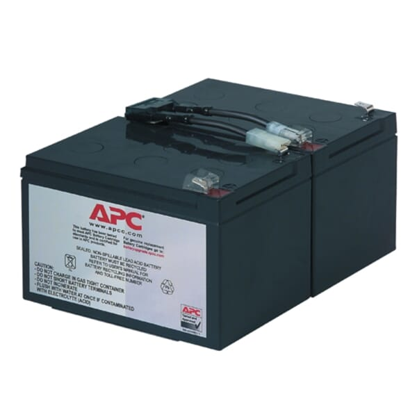 APC Vervangingsbatterij Cartridge #6