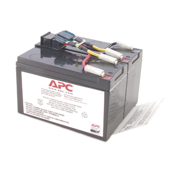 APC Vervangingsbatterij Cartridge #48