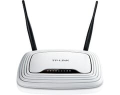 TP-LINK drahtloser Router 300N TL-WR841N - weiss
