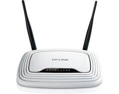 TP-LINK Routeur sans fil 300N TL-WR841N - Blanc