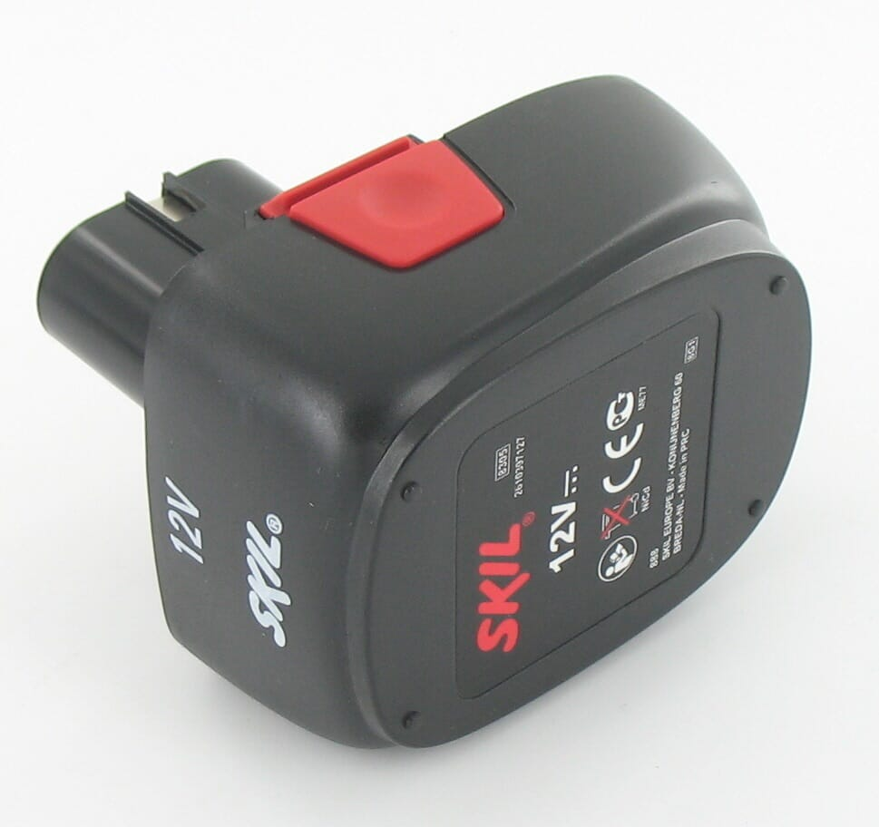 Wonderbaar Skil Powertool Battery 12V 1.2Ah Ni-Cd - Twindis WB-84