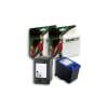 Yanec 21 XL + 22 XL Noir et Couleur (2 Pack) (HP)