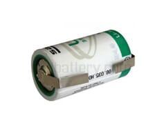 Saft Li-SOCl2 LS33600 CFG 3.6V D-Cel Batterij 16.5Ah