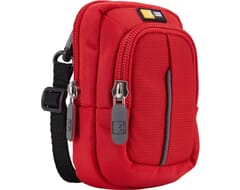 Case Logic Compacte Digitale Camera Tas - Rood