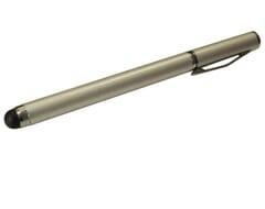 Jibi Stylus Pen voor Capacitieve Touchscreen Zilver