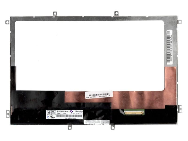 "2 Asus Eee Transformer Pad TF101 LCD Screen 10.1/"" Glossy HSD101PWW1-A00 Rev"